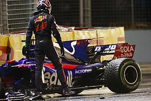 Формула 1 Спеціальна можливість Найголовніші події сезону Ф1: 10 — звільнення Квята з програми Red Bull