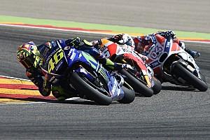 MotoGP Noticias Valentino Rossi ve superioridad de Honda y Ducati a