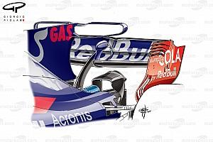 Formel-1-Technik: Entwicklung des Toro Rosso STR12 in der Saison 2017
