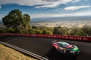 Endurance Breaking news Russell Ingall 'kicked in the guts' by Bathurst crash