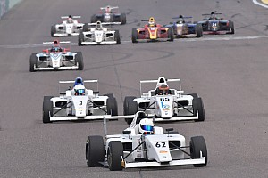 Formula 4 Noticias VIDEO: El accidente de Billy Monger