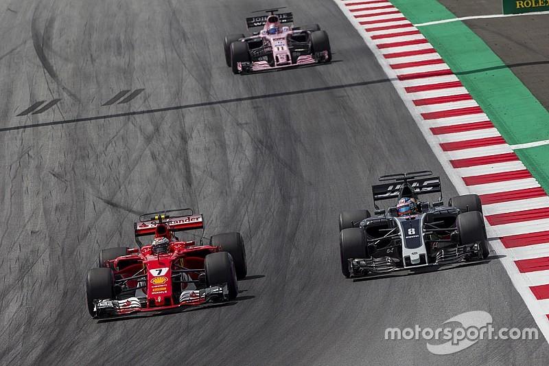 """Sainz: Ferrari'nin """"B takımı"""" olan Haas beklenenin gerisinde"""