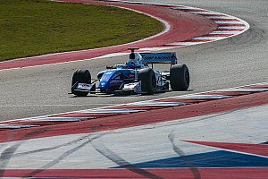 Formula V8 3.5 Race report Austin F3.5: Orudzhev wins, drama for title rivals
