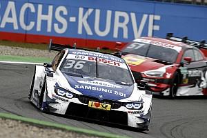 DTM Reporte de prácticas Maxime Martin lidera los libres 3 del DTM en Hockenheim