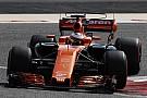 McLaren-Honda completa su mejor día de 2017: