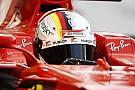 Vettel: Mercedes'i yenmek için gelişim şart