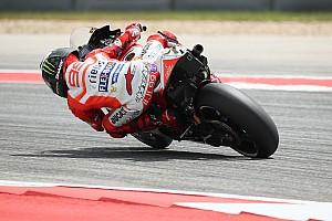 MotoGP BRÉKING MotoGP: Lorenzo Austinban a dobogóért harcol majd?!