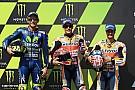 Starting grid MotoGP Rep. Ceko 2017