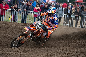 Mondiale Cross MxGP Qualifiche La pole position del GP di Svezia è di Jeffrey Herlings