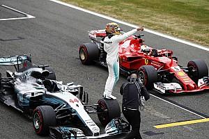 英国大奖赛排位赛:汉密尔顿势不可挡,第五次在银石摘下杆位