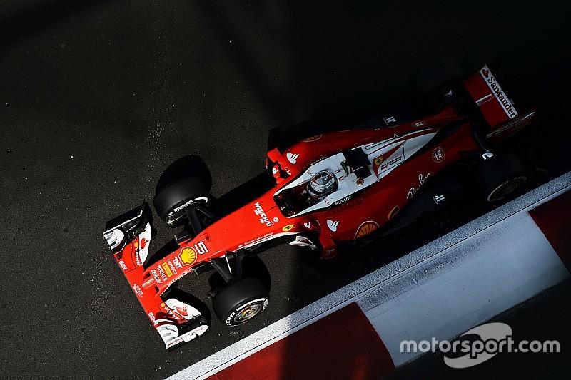 Vettel apologises to Whiting for Verstappen radio outburst