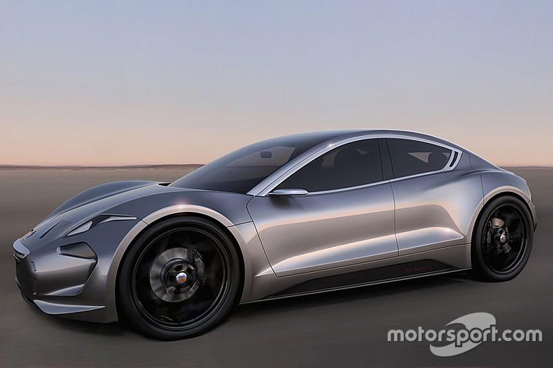 Fisker gelooft in EMotion: Elektrische sedan met topsnelheid van 259 km/u