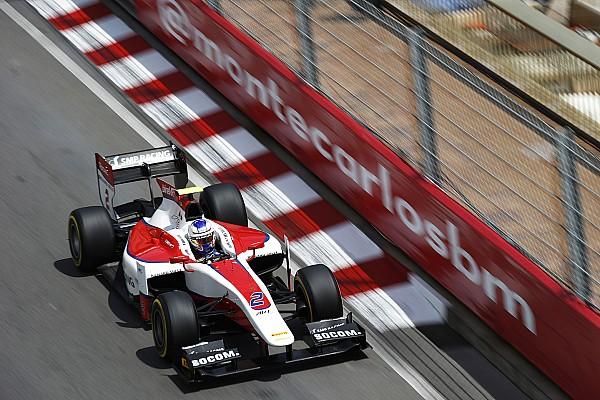Monaco GP2: Sirotkin pole pozisyonunda