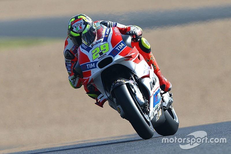 """Іанноне мав """"можливість"""" залишитись в Ducati"""