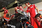 Dovizioso finding Ducati fairing choice