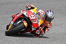 Austin MotoGP: Marquez tops rain-disrupted FP3