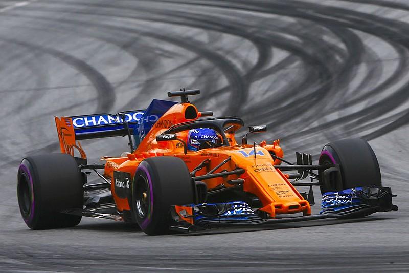 Alonso: Son virajdaki olay olmasaydı da son bölüme kalamazdım