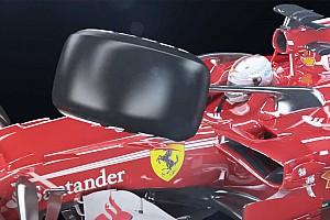 Fórmula 1 Análisis Videoanálisis: la dificultad del Halo de F1