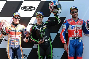 La parrilla de salida para el GP de Francia MotoGP