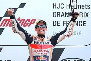 Klasemen pembalap setelah MotoGP Prancis