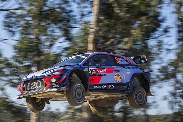 WRC Laporan leg WRC Portugal: Hyundai menang, Neuville pimpin klasemen