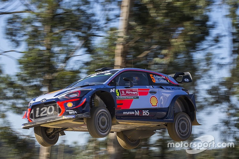 Neuville trionfa in Portogallo ed è il nuovo leader del Mondiale WRC!