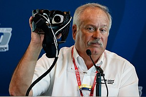 IndyCar Breaking news IndyCar introduces new I-PAS system for evaluating concussion