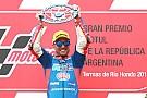 Moto2 La victoire argentine et la tête du championnat pour Pasini