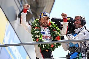 """アロンソは""""三冠""""達成のため、F1を引退してインディ500を優先する?"""