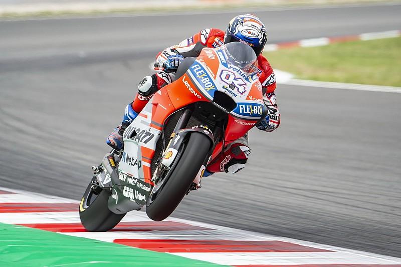 Fotogallery: la prima giornata di prove del GP di Catalogna di MotoGP
