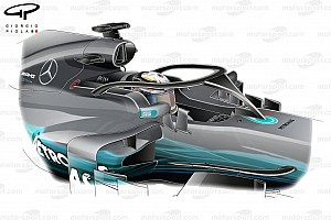 L'Halo impatterà sui consumi, sull'aerodinamica e il peso!