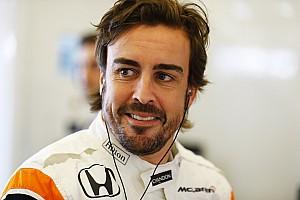 Alonso ikuti 2018 Rolex 24 Hours bersama United Autosports