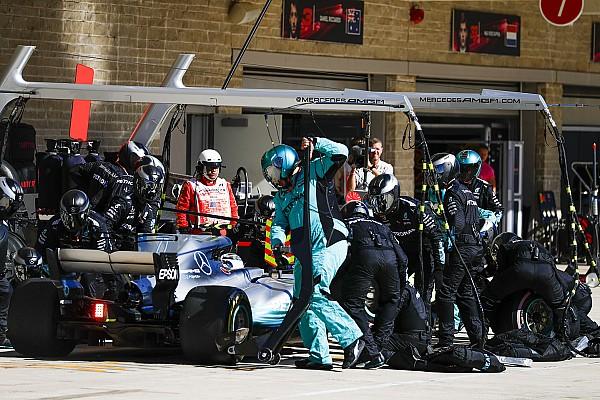 Formula 1 Mercedes, en hızlı pit stop şampiyonasını kazanmaya yaklaştı
