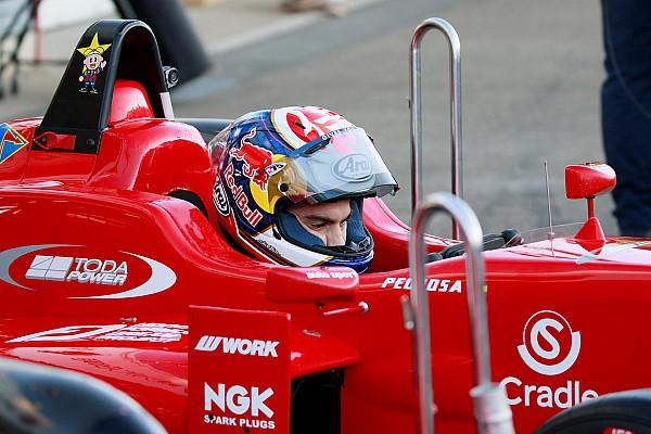 Honda-Tag: Marquez und Pedrosa mit Formel-3-Runden in Motegi