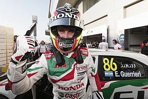 WTCC Qualifying report Qatar WTCC: Guerrieri takes pole, Michelisz in trouble