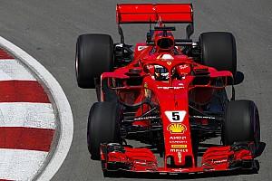 Formule 1 Réactions Vettel ni