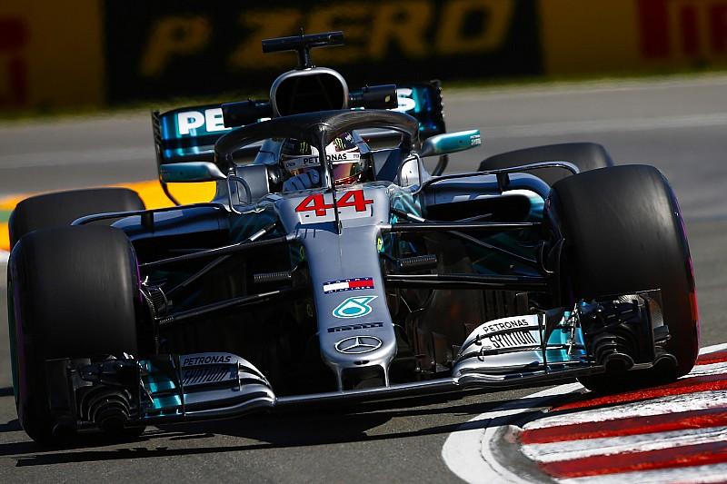 La decisión de Mercedes con los hiperblandos no fue la ideal, dice Hamilton