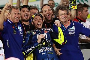 """MotoGP Noticias Rossi: """"No corro para demostrar a la gente que no soy mayor"""""""