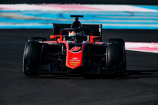 FIA F2 F2 Paul Ricard testleri: Son günün lideri Russell