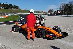 Алонсо - прокляття боліда McLaren MCL33?