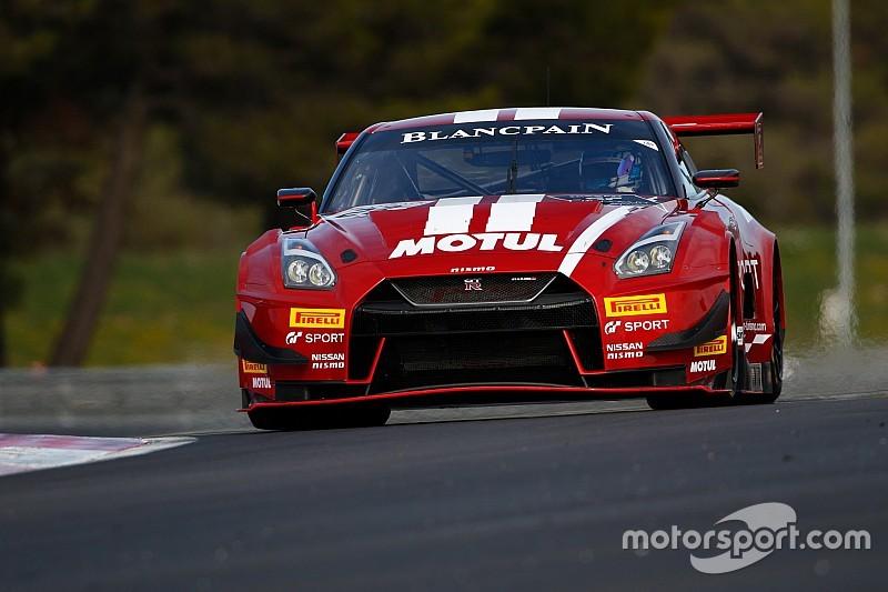 Первый победитель GT Academy завершил сотрудничество с Nissan