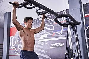 MotoGP Noticias Así se prepara Marc Márquez para MotoGP