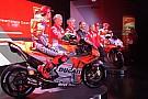 MotoGP Ducati Corse: ecco l'organigramma della squadra di MotoGP