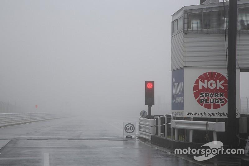 Гонку Суперформулы на «Аутополисе» отменили из-за непогоды