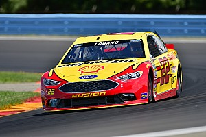 NASCAR Cup Breaking news Logano comes one position short of repeating WGI sweep
