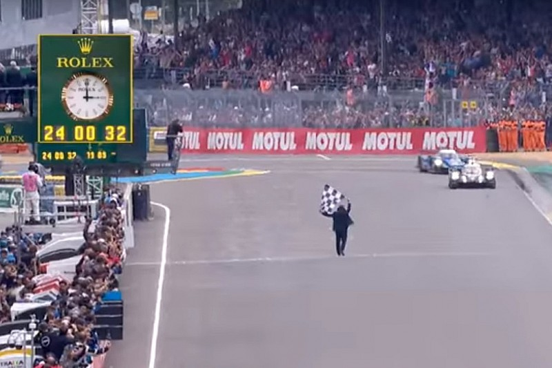 Video: Die Highlights der 24 Stunden von Le Mans 2016