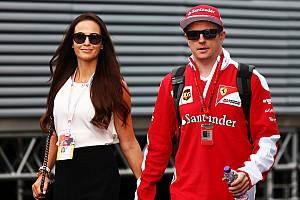 Räikkönen kisfia már most tiszta Kimi