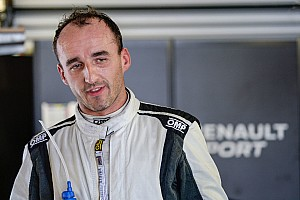Endurance Breaking news Kubica targeting more endurance races after Dubai 24h