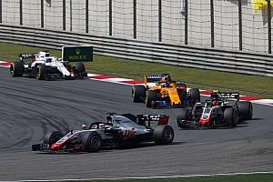 Formula 1 Breaking news Magnussen's workarounds helping in Grosjean battle
