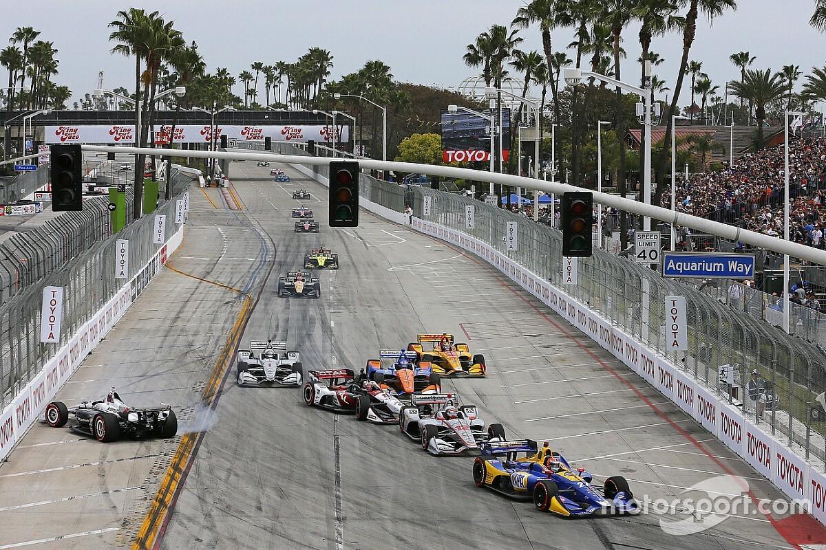 Acura es el nuevo patrocinador principal del Gran Premio de Long Beach